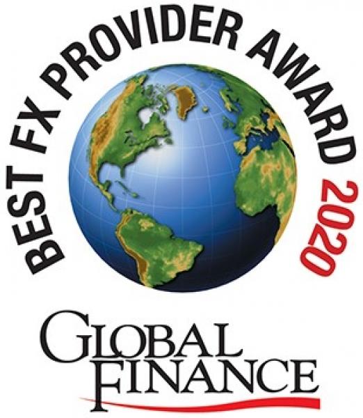 بنك فلسطين يحصل على جائزة أفضل مؤسسة مالية في مجال صرف العملات الأجنبية في فلسطين للعام 2020 من مجلة Global Finance العالمية في نيويورك